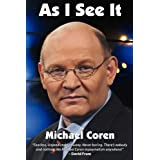 As I See Itby Michael Coren