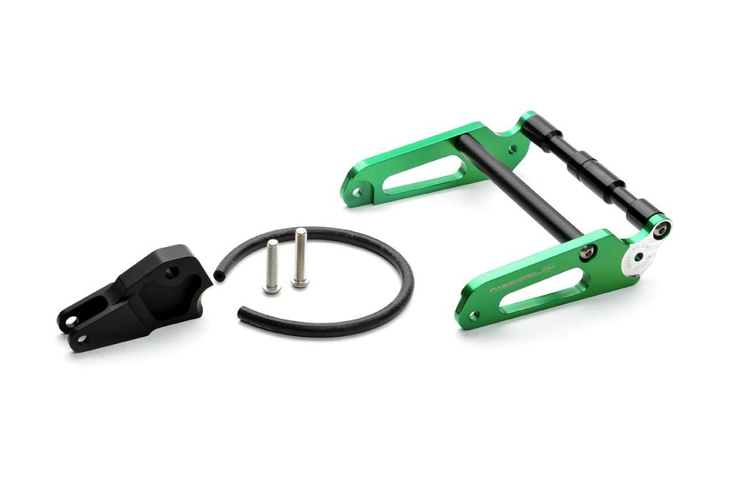 Password:JDM GET Ruckus / Zoomer Billet Aluminum Frame Extension Kit [GREEN] 11+ PasswordJDM