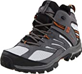 Columbia Sportswear Men's Shasta Ridge Mid Omni-Tech Hiking Shoe