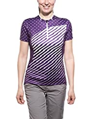 Zimtstern Becca Downhill Jersey Ladies purple 2015