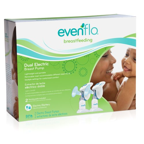 Evenflo Dual Electric Breast Pump