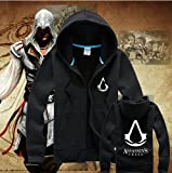 Assassin's Creed Altair Etsio Hoodie Cosplay Costume