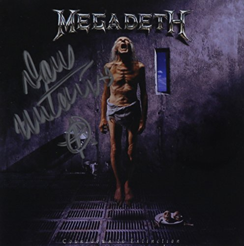 Megadeth - Countdown To Extinction (Re-Mastered) - Zortam Music