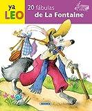 img - for 20 fabulas de La Fontaine (Ya Leo) (Spanish Edition) book / textbook / text book