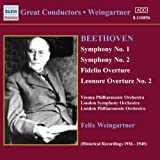 Beethoven: Symphonies Nos. 1 And 2 (Wein