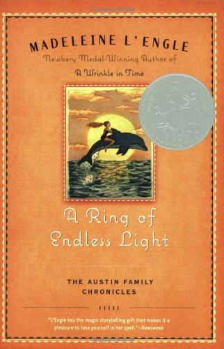 Cover of A Ring of Endless Light: The Austin Family Chronicles, Book 4