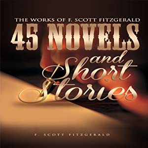 The Works of F. Scott Fitzgerald Audiobook