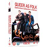 Queer As Folk - Definitive Collector's Edition [DVD]by Aidan Gillen