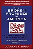 img - for The Broken Promises of America: At Home and Abroad, Past and Present- An Encyclopedia for Our Times, Vol. 2: G-Z book / textbook / text book