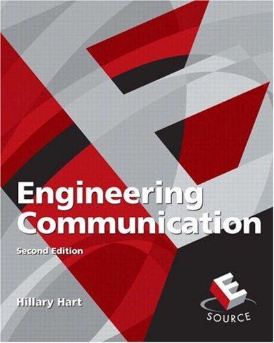 Engineering Communication (2nd Edition)