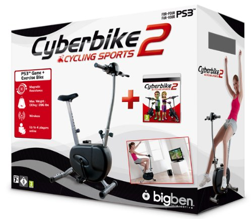 Cyberbike 2 Magnetic (PS3)