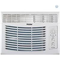 Haier 5000 BTU 11.0 Ceer Mechanical Room Air Conditioner (White)