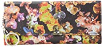 Hobo Sadie Continental VI-32059 Wallet,Autumn Orchid,One Size