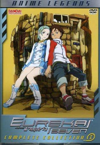 交響詩篇エウレカセブン [DVD] Vol. 1 北米盤