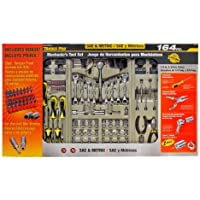Trades Pro 164-Piece Mechanics Tool Set