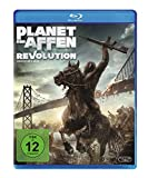 DVD & Blu-ray - Planet der Affen - Revolution [Blu-ray]