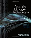 img - for Society, Ethics, and Technology, Update Edition book / textbook / text book