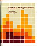Essentials of Managerial Finance (The Dryden Press series in finance) (0030002273) by J.Fred Weston