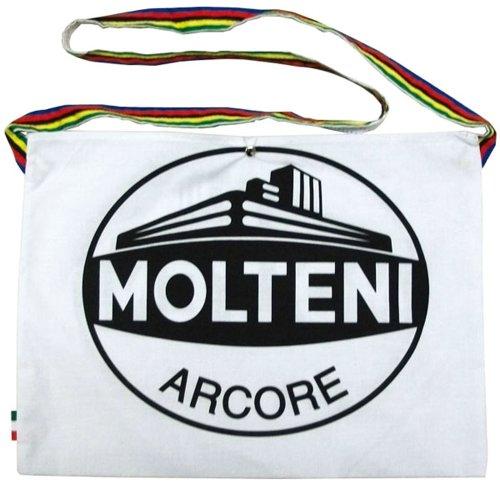 アピス レトロレーシングサイクリングサコッシュ MOLTENI