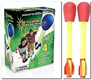 Ultra Stomp Rocket Kit with Ultra Rocket Refills