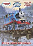 img - for Misty Island Adventure (Thomas & Friends) (Hologramatic Sticker Book) book / textbook / text book