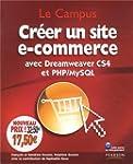 Cr�er un site e-commerce: avec Dreamw...