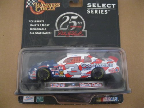 Winner's Circle - Dale Earnhardt - Select Series - #3 - 1996 Olympic's Monte Carlo