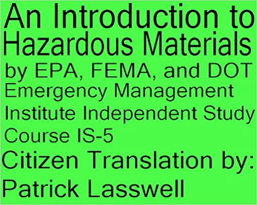 Cold weather emergency ballast, fema independent study course