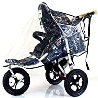 Baby Travel Universal Raincover for 3 Wheeler from Baby Travel
