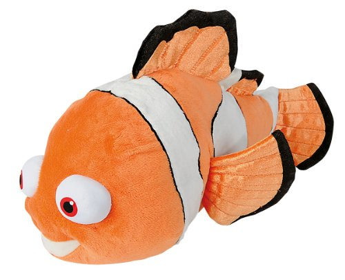 Smoby Nicotoy Peluche Disney 6315871954 - Nemo, 45 cm