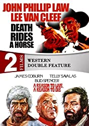 Death Rides a Horse / A Reason to Live, A Reason to Die - 2 DVD Set (Amazon.com Exclusive)