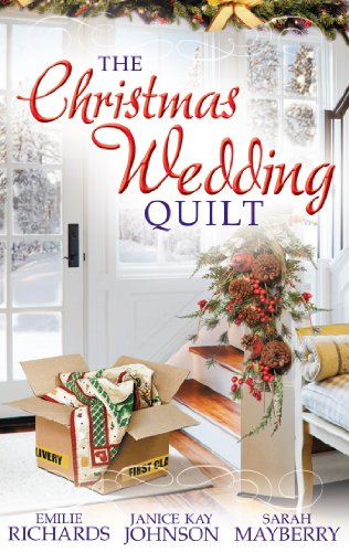 the-christmas-wedding-quilt-let-it-snow-you-better-watch-out-nine-ladies-dancing-mills-boon-mb