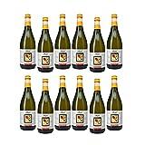 [イタリアワイン 12本セット]モスカート ダスティ ピツレ 2015年 白スパークリング  やや甘口 イタリア ピエモンテ 750ml×12本