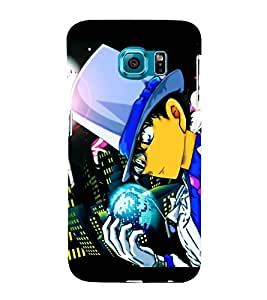 printtech Anime Character Japan Back Case Cover for Samsung Galaxy S6::Samsung Galaxy S6 G920