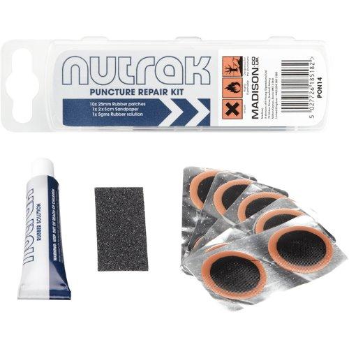 Nutrak Bike / Cycle Puncture Repair Kit Repair Kit