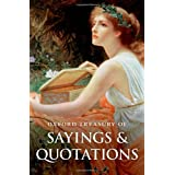 Oxford Treasury of Sayings and Quotationsby Susan Ratcliffe