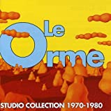 Studio Collection 1970-1980 by Le Orme (2013-05-03)