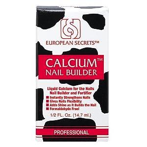 European Secrets Calcium Nail Builder