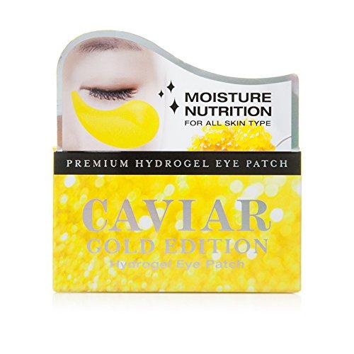 Caviar Gold Edition Premium Hydrogel Eye Patch -