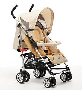 Zooper 2011 Twist Lightweight Umbrella Stroller, Flax Brown