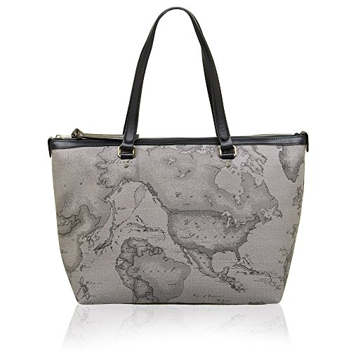 Alviero Martini 1a classe Borsa shopping bag GG469408 geo grey