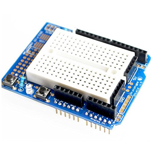 Arduino-ProtoShield-Prototype-Kit-Shield-Prototyping-with-170-Mini-Breadboard
