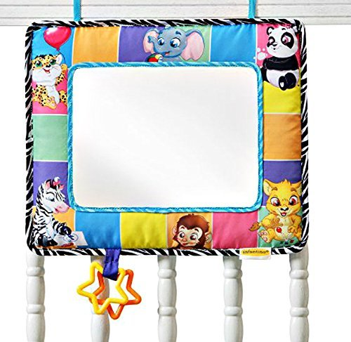 Garanimals Look & See Crib Mirror - 1