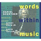 Words Within Music