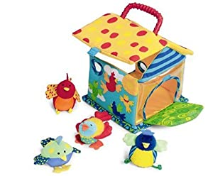 Manhattan Toy Put and Peek Birdhouse