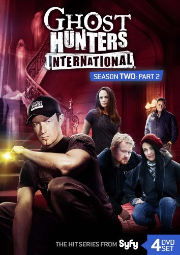 Ghost Hunters International: Season 2 Part 2 [DVD] [2011] [Region 1] [US Import] [NTSC]