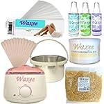 Complete waxing kit STARTER soft & ha...
