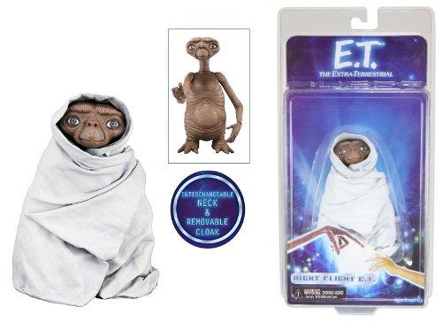 Neca Steven Spielbergs E.T. the Extra-Terrestial Series 2 - Night Flight E.T....