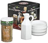 Dean Jacobs Boxed 6-piece Bread Dipping Set, 4.0-Ounce Box