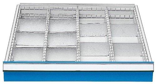 Schubladeneinsatz serie 700 mittelfachschienen schubladenschränke schubladeneinsätze avec séparations